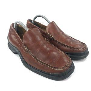 Men's Cole Haan Santa Barbara Brown Loafers Sz 9 M